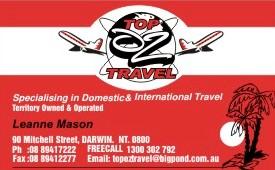 Top Oz Travel